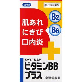 ビタミンBBプラス「クニヒロ」 250錠 [第3類医薬品]