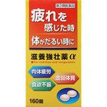 滋養強壮薬α 160錠 [第3類医薬品]