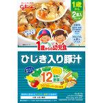 1歳からの幼児食 ひじき入り豚汁 170g(85g×2袋)