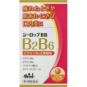 ジーロップBB 250錠 [第3類医薬品]