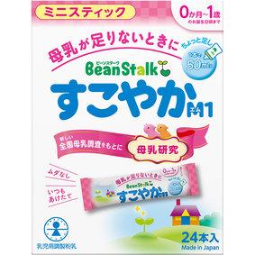 ※ビーンスターク すこやかM1(ミニスティック) 6.5g×24本