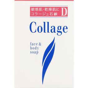 コラージュD乾性肌用石鹸 100g