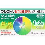 プレコール持続性鼻炎カプセルL 30カプセル [指定第2類医薬品]