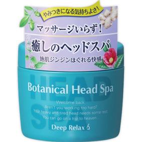 髪質改善研究所 ボタニカルヘッドスパ 270g