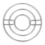 [ネット限定]エスプレッソメーカー用 丸型 サポートリング 12cm