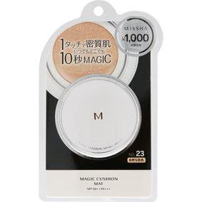 ミシャ M クッション ファンデーション(マット) NO.23 自然な肌色 15g