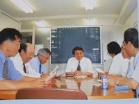 月1度の情報交換、勉強会が行われます。