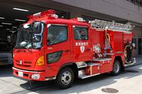 消防に関わるお仕事です