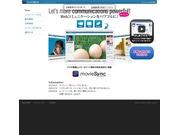プレゼンテーションをWebで実現するMovie-syncです!