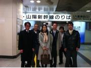 当社は東京駅八重洲北口より徒歩3分です。