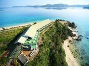 270度海に囲まれたオーシャンビューが素敵なホテルです!