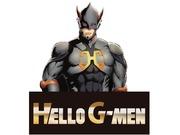 当社のキャラクター『ハローGメン』です!