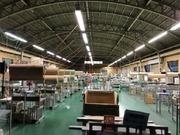 千葉県の工場の風景です