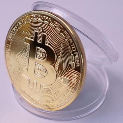 【物理ビットコイン】Cryptmintコイン・ゴールド(送料無料)