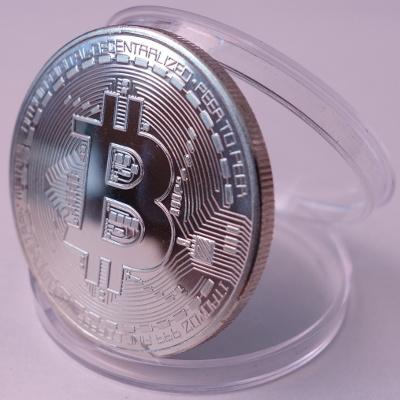 【物理ビットコイン】Cryptmintコイン・シルバー(送料無料)