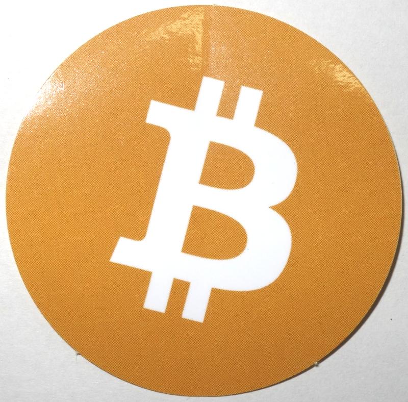 【5枚セット】Bitcoinステッカー