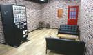 1Fがシェアオフィスの起業家向けの大型シェアハウスです。