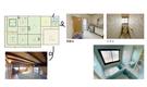 【月3万】築105年の古民家、鍵付き個室。駅徒歩3分、伊北IC車で3分、2拠点生活。お試し移住も。