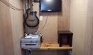 無料音楽スタジオで、ギター、お芝居などの練習ができるシェアハウス。