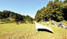 福岡市内から1時間弱。川沿いにデッキのある自然を楽しむむなかたシェアハウス