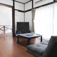 【鎌倉・湘南】古民家カフェを身近かに感じれるシェアハウス。