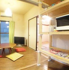 【ゼロ円で住み始められます】気楽に少人数でゆる〜〜〜〜く。練馬の古民家シェアハウス。新宿、池袋近いです。