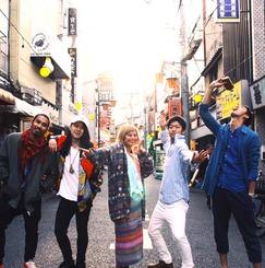 東京 新宿10分:夢追い人のたまり場シェアハウス「東京未来人アジト」@中央線沿線
