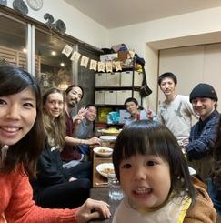 【3月末 親子部屋に空室がでます◡̈⃝】頼り合える多世代シェアハウス