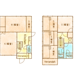 クリエイターが集まるコンセプト型シェアハウス(豊島区池袋本町)【池袋鳳雛荘】