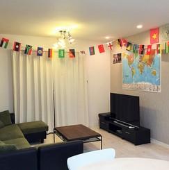 異文化交流をしながら、世界中にお友だちを作ろう!!2人部屋が狙い目!!