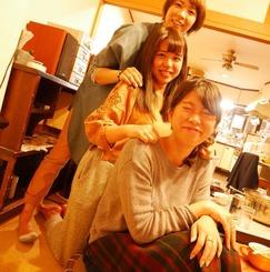 大阪アクセス無敵。CAFEやBARの1日店長もできちゃうルームシェア