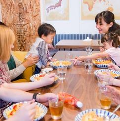 家族で暮らすシェアハウス!子育て×国際交流シェアハウス「絆家 for family」