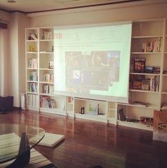 TED cafe-世界をよくしたいと思っている人たちが談笑しながらゆったりすごせる空間