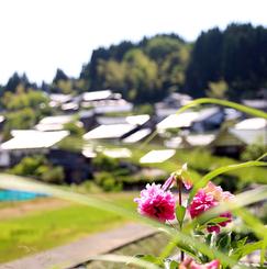 富山の農村 畑付き古民家でお家も暮らしもDIY