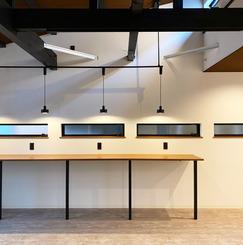 情報や仕事の共有ができる空き家再生型シェアハウス