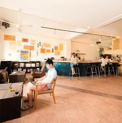 地方でスタートアップを始めた人たちが東京に拠点をつくるための寝泊まり可能なシェアオフィス(登記も可能)