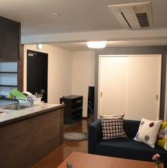 働くと暮らすが夢のコラボ!!コワーキングスペース付きシェアハウス@新大阪