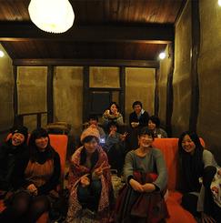 『食』と『趣味』の家 【京だんらん西陣千両ヶ辻】 ― 蔵と畑のある京町家シェアハウス