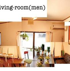 初月家賃半額キャンペーン中!青葉区に住もう。住人に合わせたアットホームな空間!プロにウクレレを学べる唯一のシェアハウス!Blue bird house!