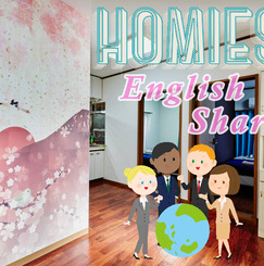 "International Share House ""Homies"" (Kameari, Tokyo)"