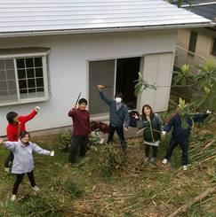 アートな活動をする人を応援!多様な人々が混ざり合い、豊かな土壌をはぐくむ家