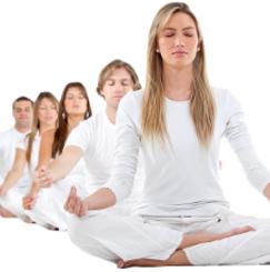 自律的自然派居住空間=瞑想+ヨガ+ベジタリアン+国際派