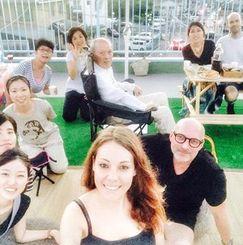 世界中に友達を作る!!京都から世界に発信する!!海外に関係する仕事をしたい!海外で起業したい、学びたい、住んでみたい人を募集中です!!