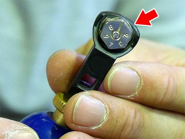「ガラスサークルカッターPRO」の刃の交換方法