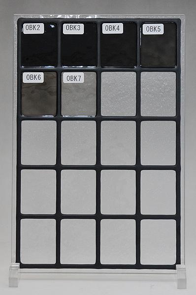 ステンドグラスに使えるカラー(4)