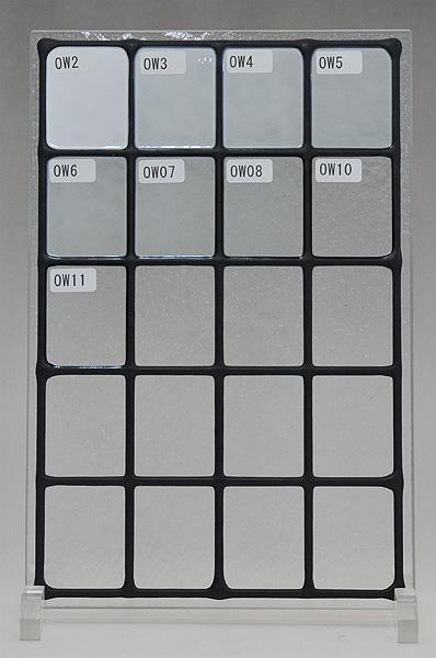 ステンドグラスに使えるカラー(6)
