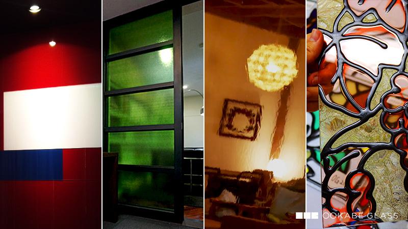 「ガラス塗装」にはどんな種類がある?4つに分類してみた