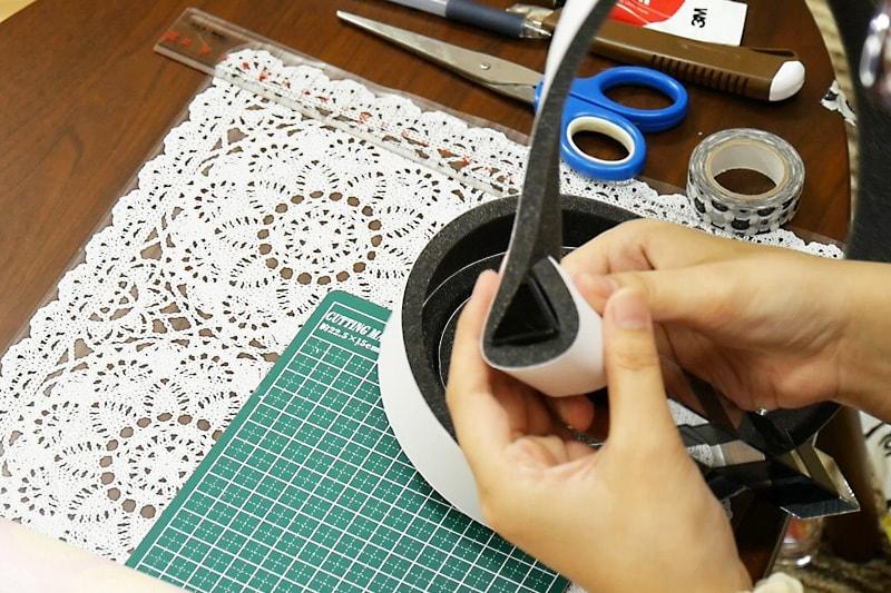 万華鏡の作り方(25)