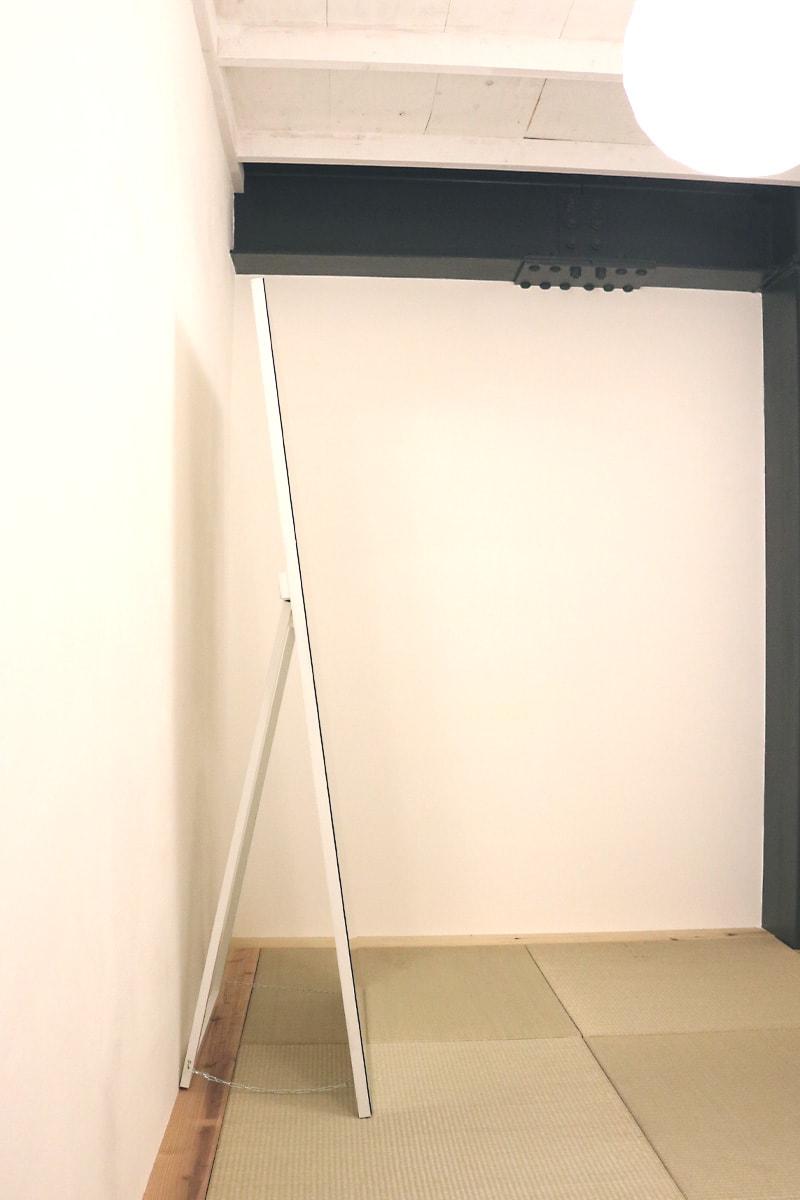 スタンドパネルミラー-奥行き(1)