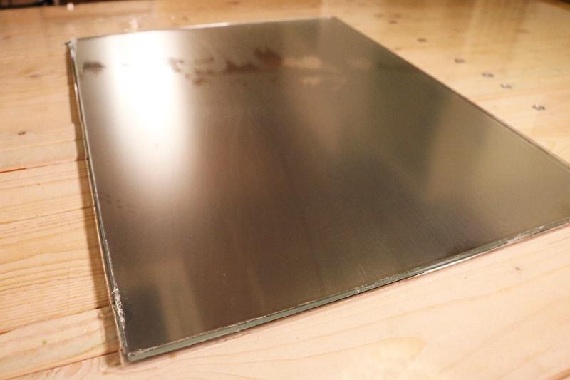 曇り止めフィルムの貼り方(2)